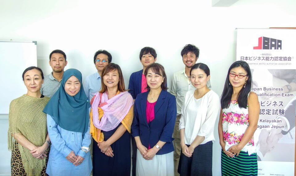 eeevo group- Held JBAA certified lecturer training courses in Kuala Lumpur and Bangkok